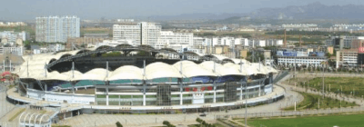 秦皇岛市奥体中心:打好奥运文化牌