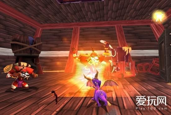 游戏史上的今天:《斯派罗传说:永恒之夜》