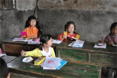 68万农村留守儿童得到有效监护