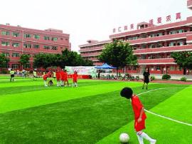 仲恺学区制度管理改革将正式实施 共设6个学区