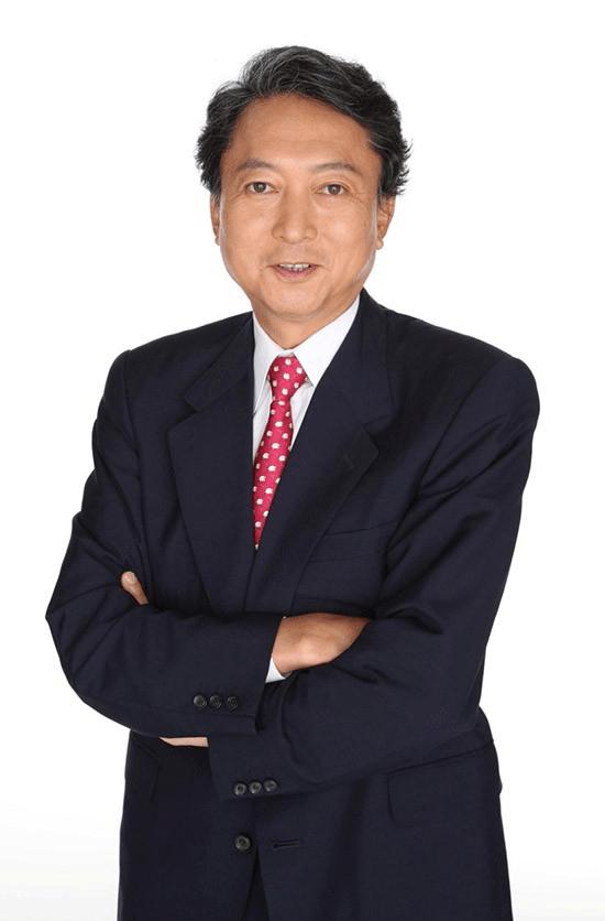 日前首相鸠山由纪夫:中国的迅速发展值得赞赏