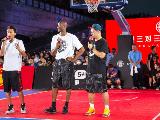 中国三对三篮球联赛登入宁波