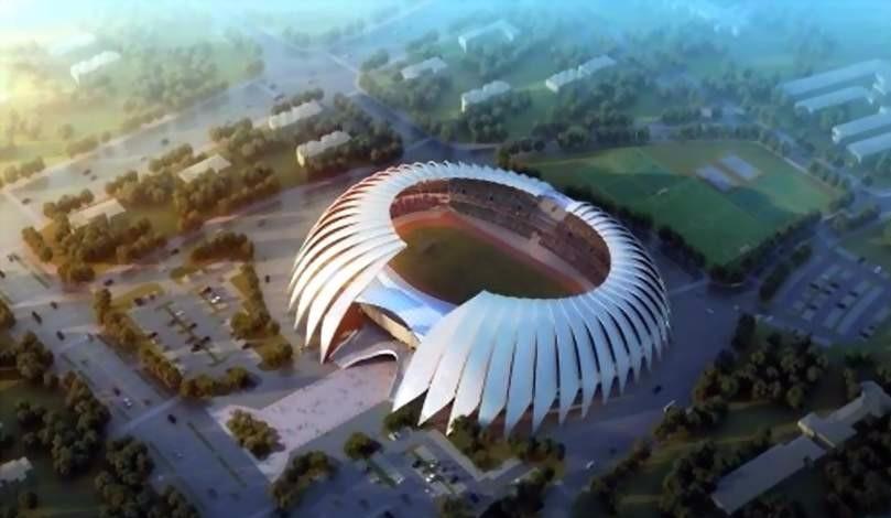 新进展!市足球文化公园8月底全面建成开放