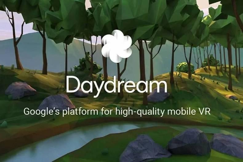 谷歌Daydream VR平台即将亮相