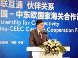 6月8日中国-中东欧国家海关合作论坛在宁波召开