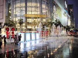 苏州中心未来之翼  最大购物中心的商业机遇