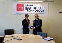 中山大学新华学院代表团访问爱尔兰科克理工学院