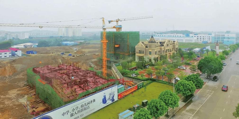 兴宁东现绝版毛坯房 坐享双地铁4公园!