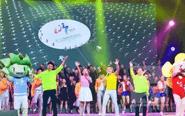 第13届全国学生运动会 泰兴小将斩获2金
