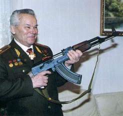 """AK之父""米哈伊尔?季莫费耶维奇?卡拉什尼科夫"
