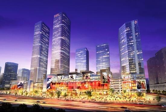 不限购不限贷   中迪广场5.1米层高商圈地标公寓成新宠