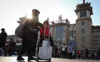 """评论:13万人""""走了"""" 北京还是那个拥挤的北京"""
