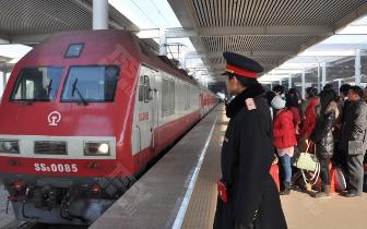 铁路部门:出台春运十大便民利民措施