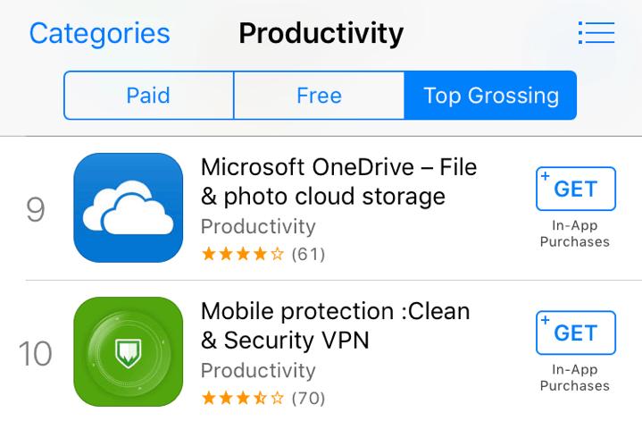 App Store很干净?这款垃圾APP能每月骗钱50万