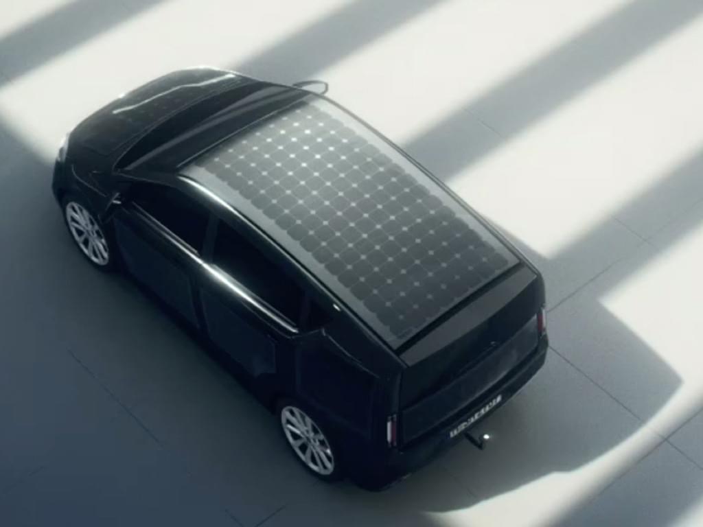 续航29公里?Sono Motors发布太阳能原型车