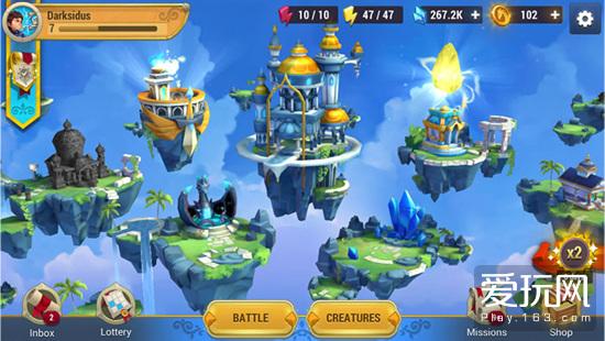 免费手游《魔法门:元素守护者》将于5月底全面上线