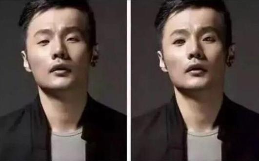 李荣浩被P成双眼皮秒变漫画朦胧眼惹网友笑喷