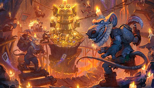 初探地下洞穴——炉石传说狗头人冒险模式全攻略