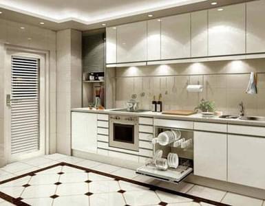 厨房布局超全秘籍 你必须知道的5个厨房分区