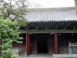 太原晋祠旁的王郭村藏着天下张姓人的祖祠