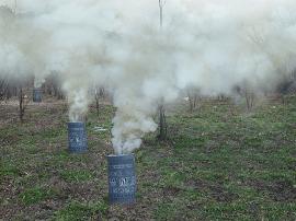 运城市智能型烟雾防霜冻项目 进入实施阶段