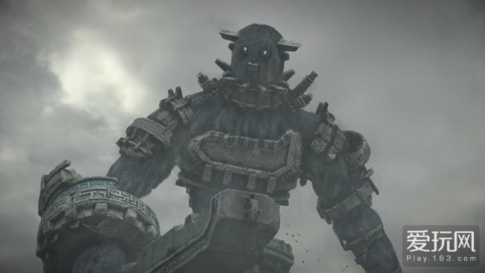 《旺达与巨像》PS4版确认为完全重制而非复刻