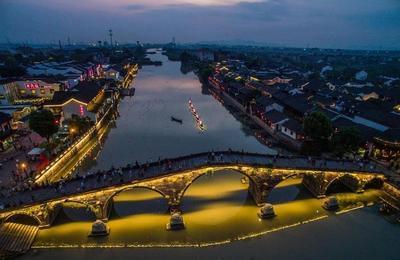 千年运河 流向未来——寻访大运河文化带