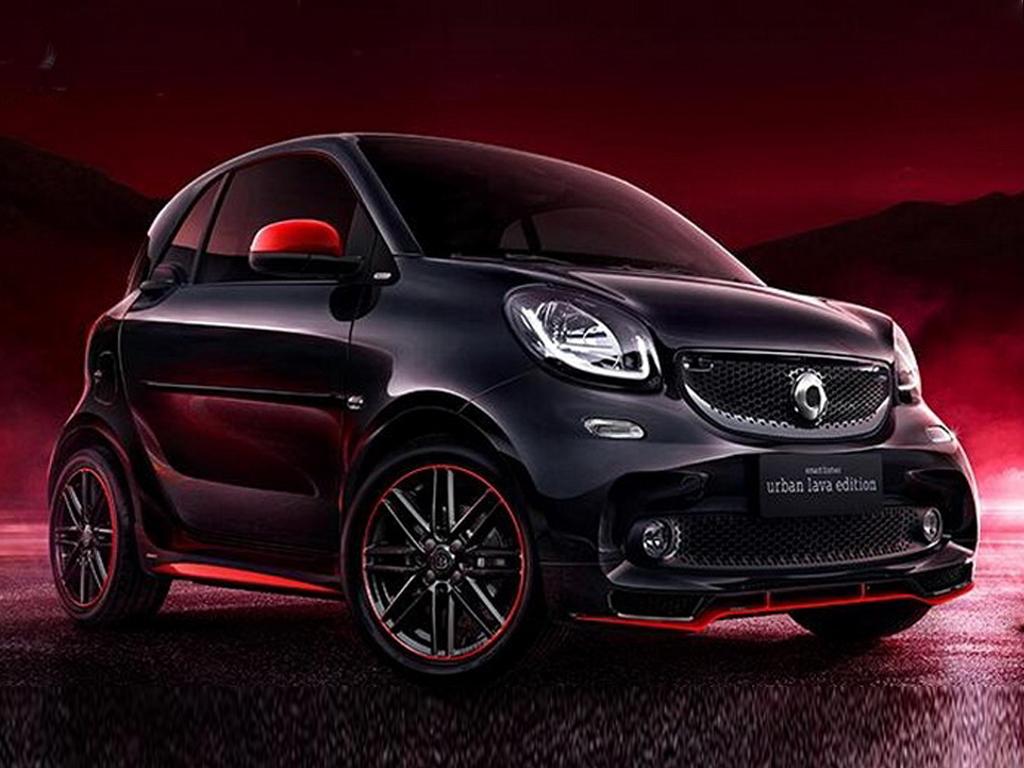 又双叒是特别版 smart新车售价18.6888万