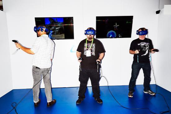 CES 2018:虚拟现实发展至今,杀手级应用仍未出现