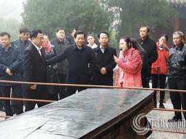 中国铁路旅游:美景相邀 坐着火车游运城