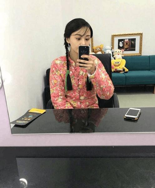 """郑爽被曝将加盟综艺《演员的诞生》造型""""惊""""人"""