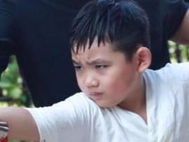 澳门国际武术节落幕  6岁少年王艺鸣获一金两银