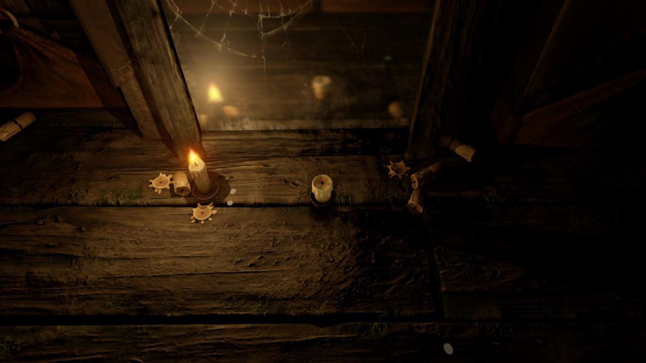 《蜡烛人》:变得如同灯塔一样高大和明亮