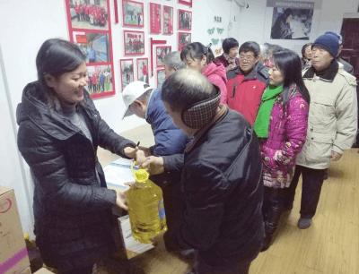 """沙市章华台社区:志愿服务换积分 """"爱心变现""""攒动力"""