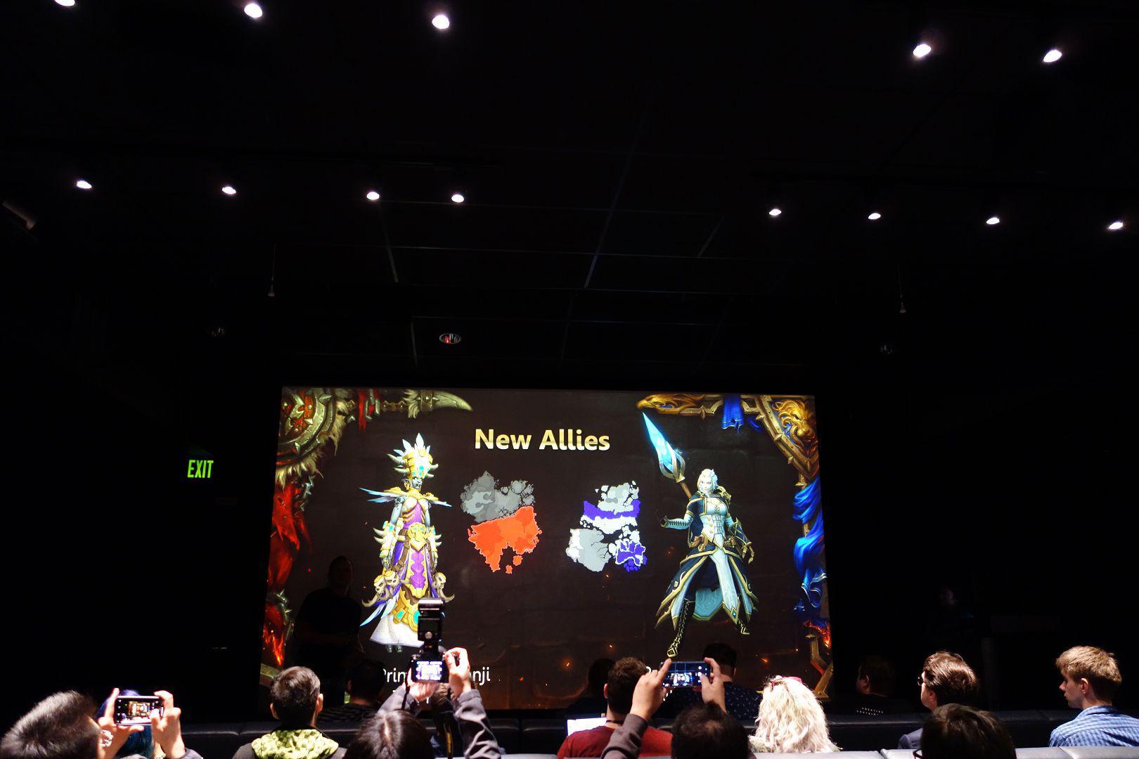 魔兽世界8.0上线时间确认 两大全新玩法加入