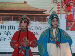 国家非物质文化遗产平调落子扎根武安十中
