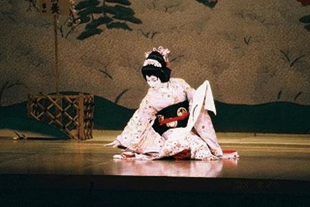 日本文化 日本舞踊小科普