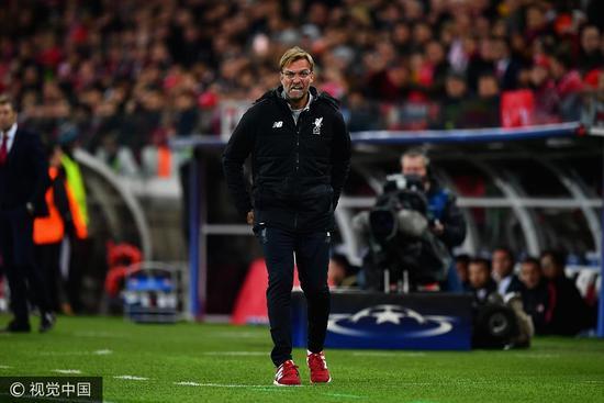 利物浦被下降头,6战狂射121次,进6球丢13球仅赢1场