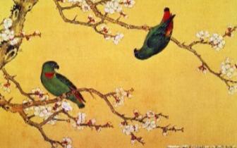 清气满乾坤  花鸟画的中国精神