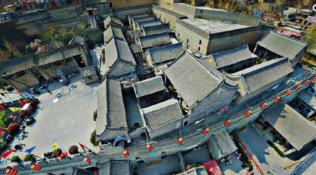 中国第一大豪宅:面积是乔