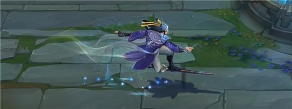 英雄联盟仙侠皮肤曝光 剑圣剑姬风女御剑飞行