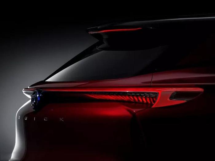 纯电动SUV 别克Enspire概念车4月17日发布