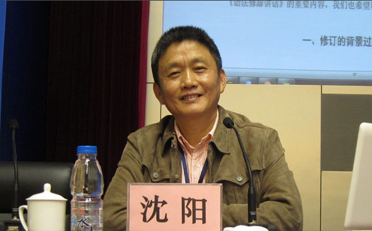 沈阳否认有师德问题 举报人王敖:他在继续撒谎