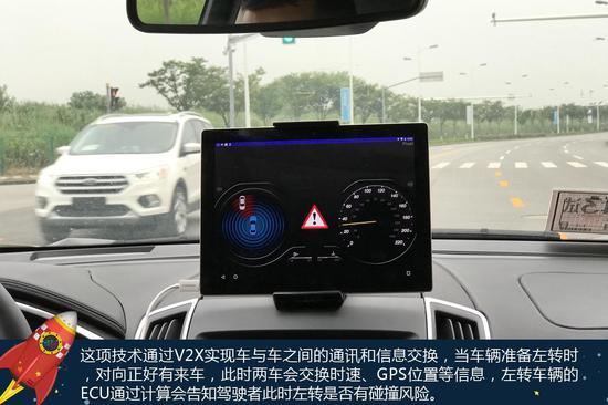 和交通信号灯做朋友 体验福特驾驶辅助技术