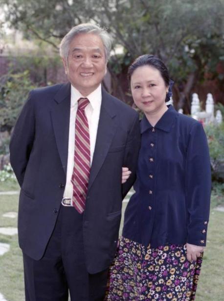 平鑫涛与琼瑶