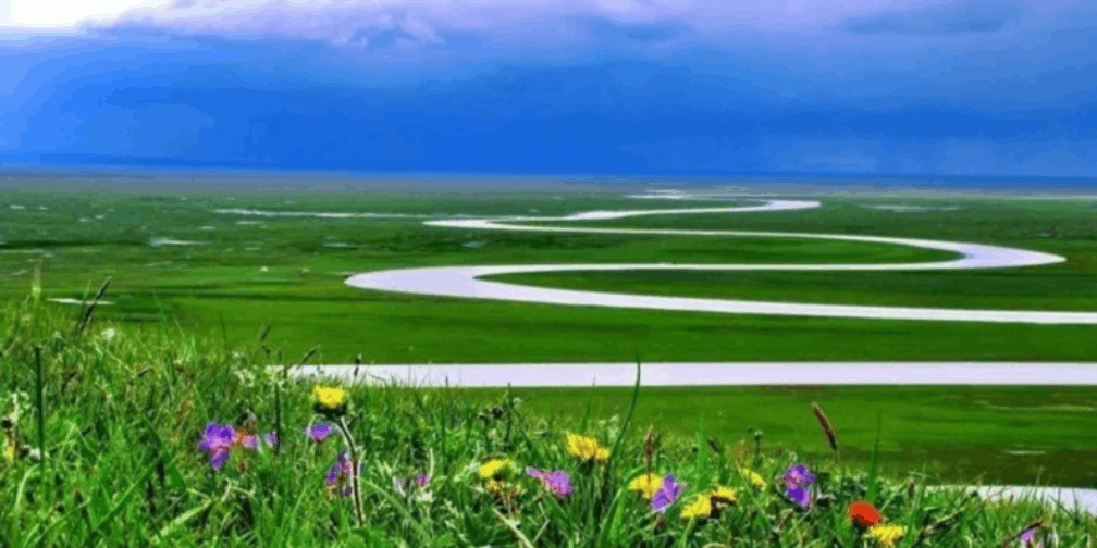 巴音布鲁克——你的天然生活艺术馆