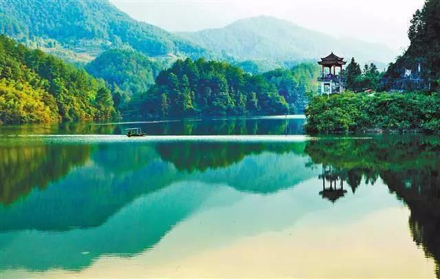 重庆又添5个国家级湿地公园 当地市民休闲旅游的好去处