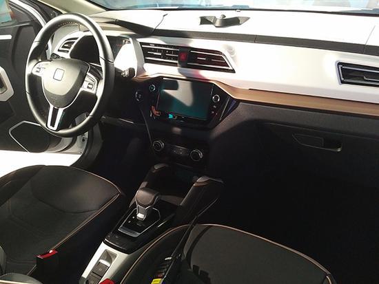 纯电A0级SUV/续航350km 思皓E20X正式下线