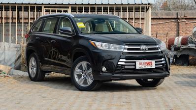 综合实力出众的中大型SUV 新款汉