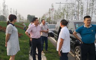 湖北省公路局督办潜江市2018年公路重点工作